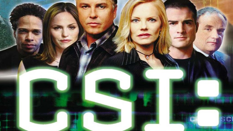 CSI: the show that became one hell of a franchise