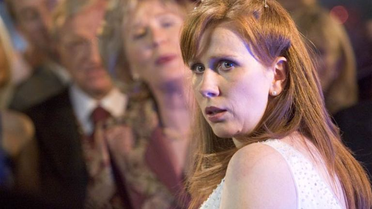 Catherine Tate. Bless her.
