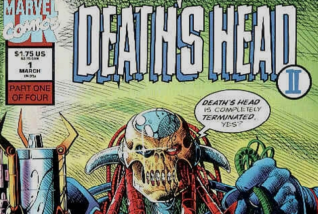 Death's Head: part of the Marvel UK canon