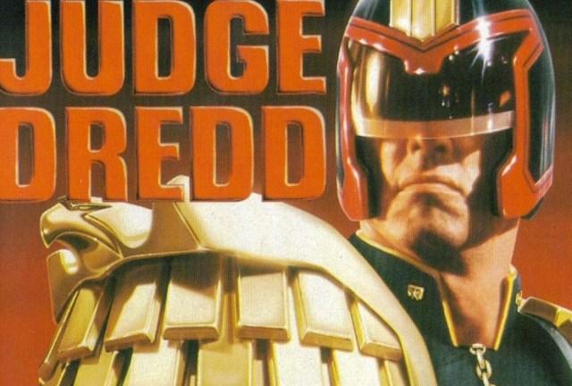 Judge Dredd on the big screen. A franchise killer.