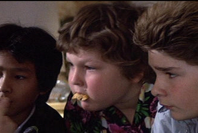 Chunk from The Goonies. He's a lawyer now, y'know...