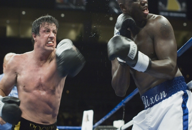 Rocky Balboa. What a comeback...