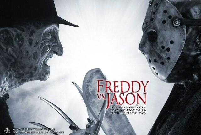 Freddy vs Jason: A Geek Travesty (TM)
