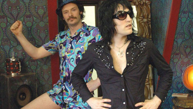 The Mighty Boosh is back...