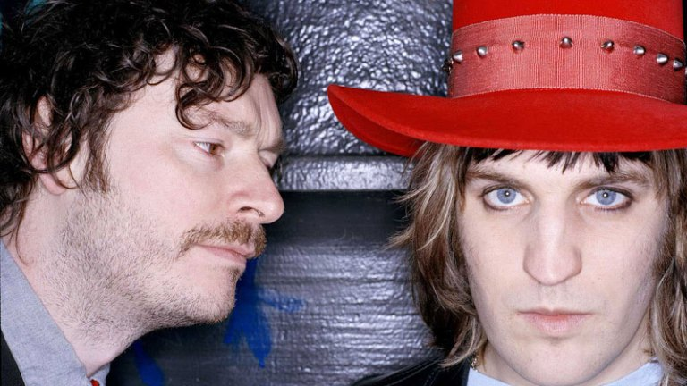 The Mighty Boosh hits form...