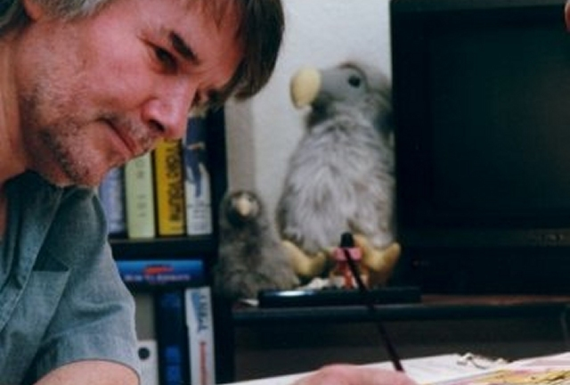 A genuine British comics legend: Ian Gibson