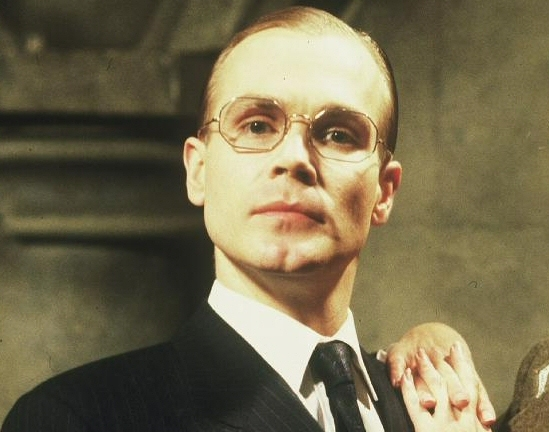 Richard Gibson as Herr Otto Flick
