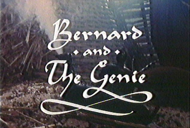 Have a great Christmas, with Bernard and the Genie...