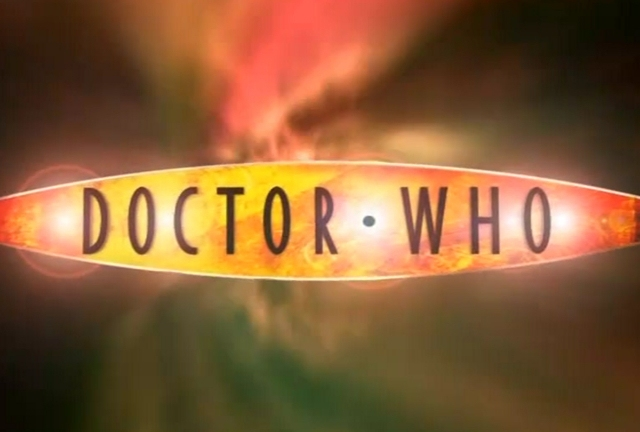 The logo for Doctor Who.