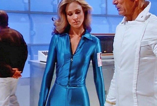 Erin Gray as Wilma Deering in Buck Rogers In The 25th Century