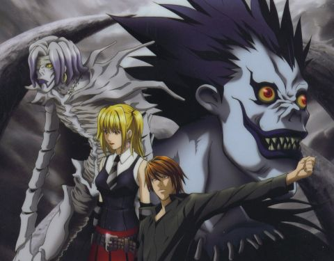 Death Note Series Review - YouTube