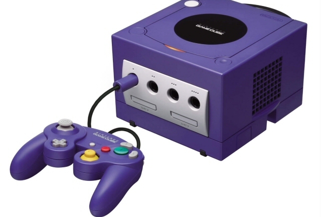 The GameCube. Not loved enough.