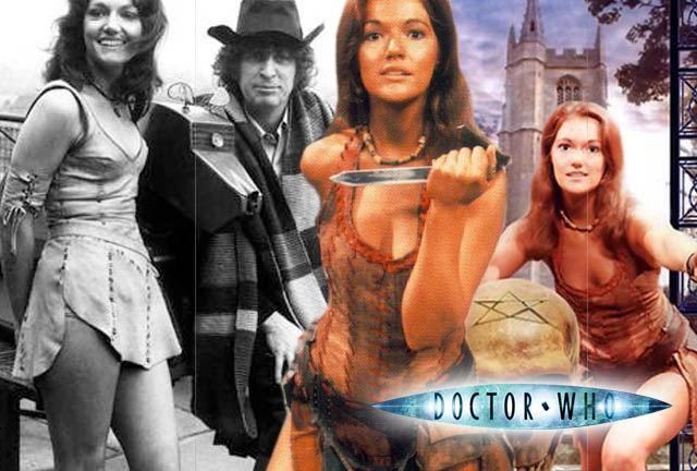 Louise Jameson as Leela (1977-78)