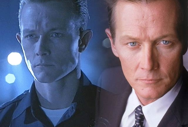 Robert Patrick, star of Terminator and The X-Files.