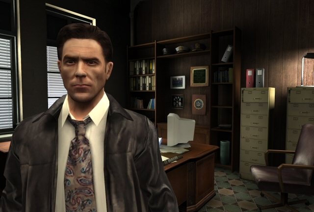 Max Payne: coming to the big screen imminently...