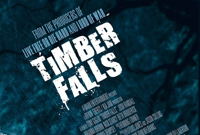 Timber Falls. Not scary. Funny. Drinking game gold.