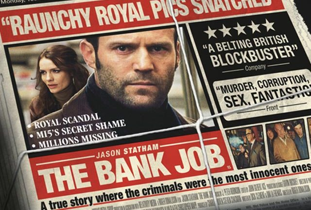 The Bank Job - written by Clement and Le Frenais