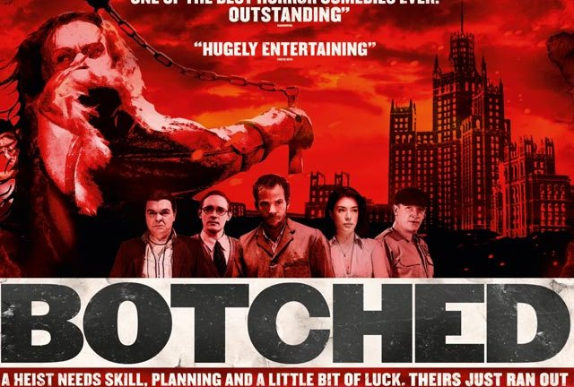 Kit Ryan's Botched opens Friday 18th April in the UK