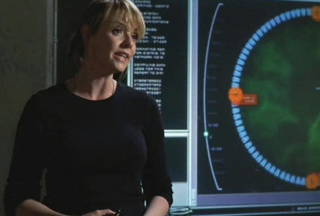 Amanda Tapping in The Ark Of Truth