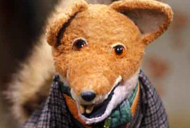 Basil Brush: one of the many Colin Bostock-Smith has written for...