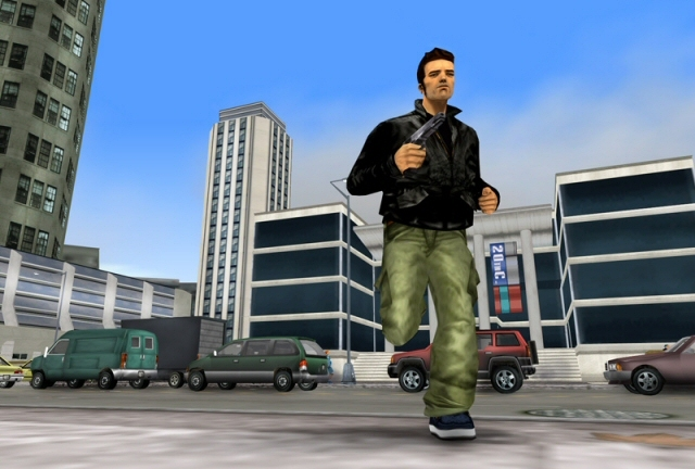Grand Theft Auto 3 on PC. A fiver well spent.