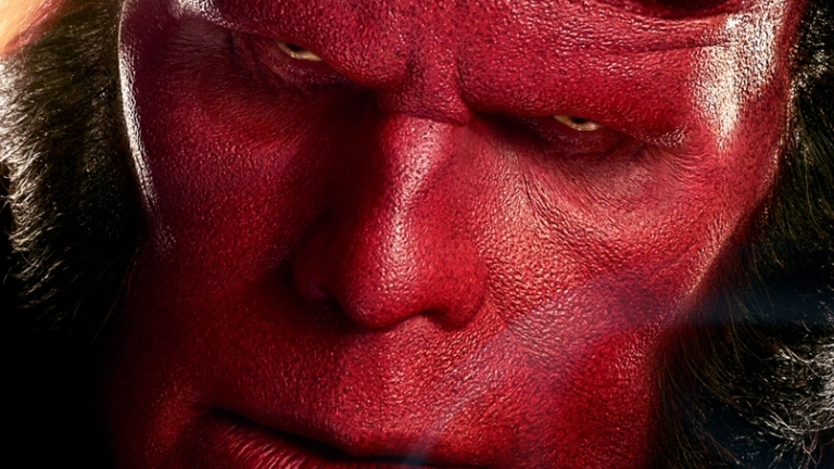 Hellboy 2: shaping up very nicely...
