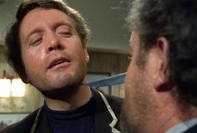 No.6 faces off against Leo McKern's No.2 in the 1967 original of The Prisoner