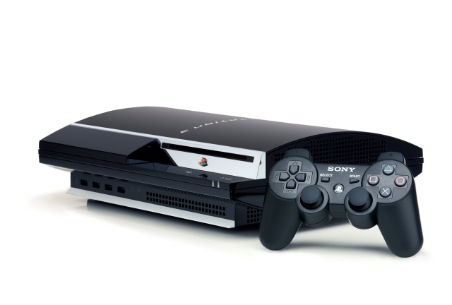 The PlayStation 3.