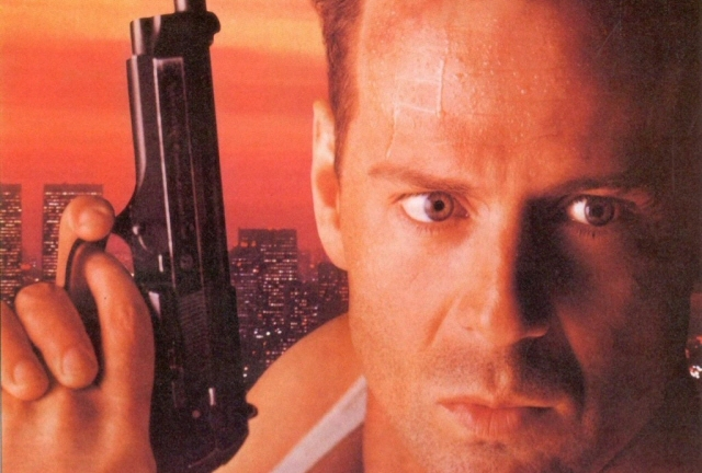 Die Hard: the finest action film on the planet?