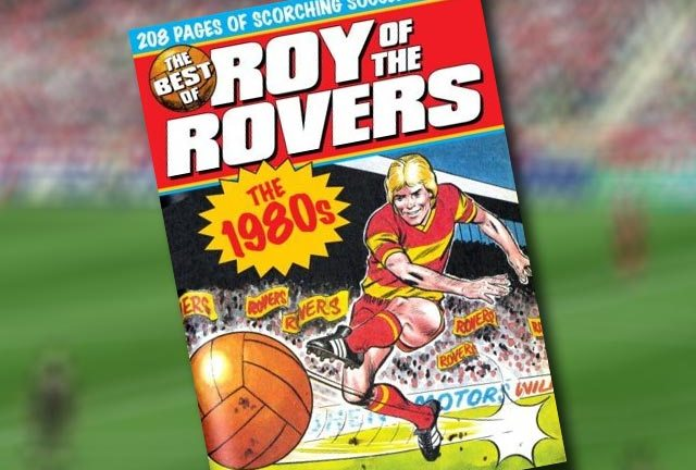Roy Of The Rovers