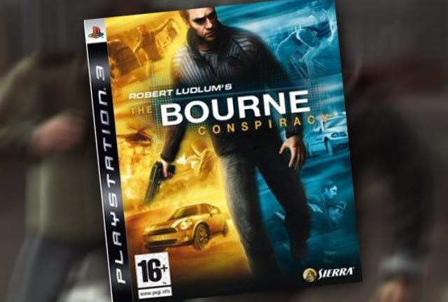 The world of Bourne - now available on PS3