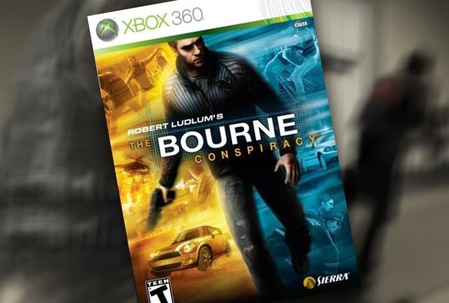 Bourne hits the Xbox 360 - with pretty basic fighting moves, most of the time