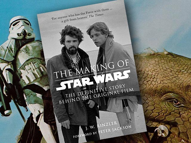 The Making of Star Wars The Definitive Story Behind the Original Film