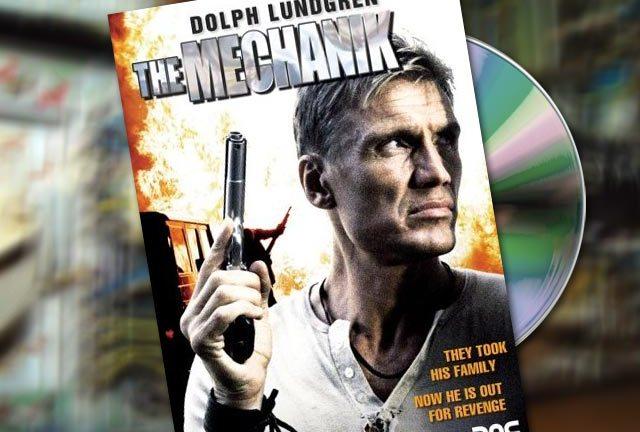 Dolph Lundgren - The Mechanik