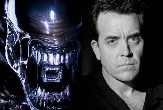 Tom Woodruff - the man behind the Alien...