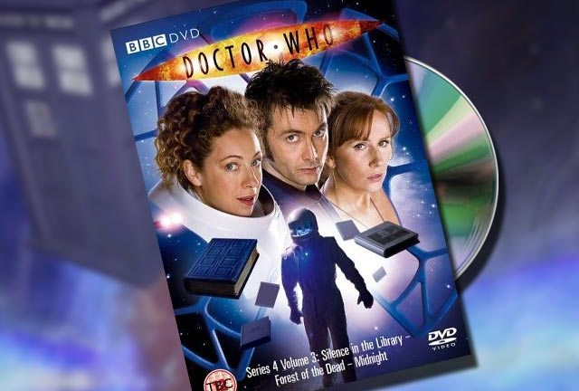 Doctor Who series 3 Volume 4