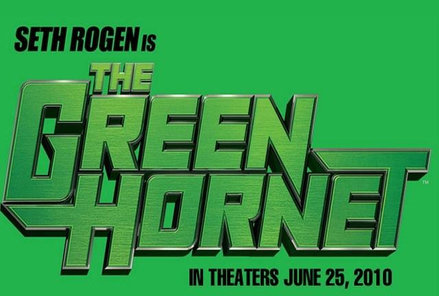 The Green Hornet: finally arriving in 2010