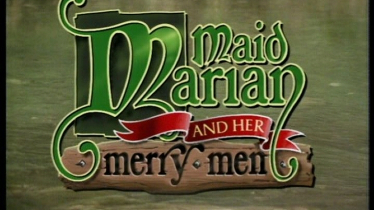 The awesome Maid Marian and her Merry Men