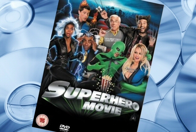 Better than you might think: it's Superhero Movie...