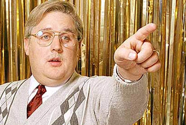 Peter Kay as Brian Potter: his finest hour?
