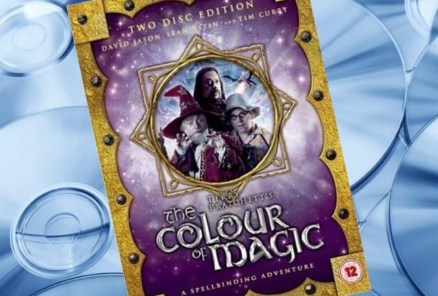 The Colour Of Magic DVD set