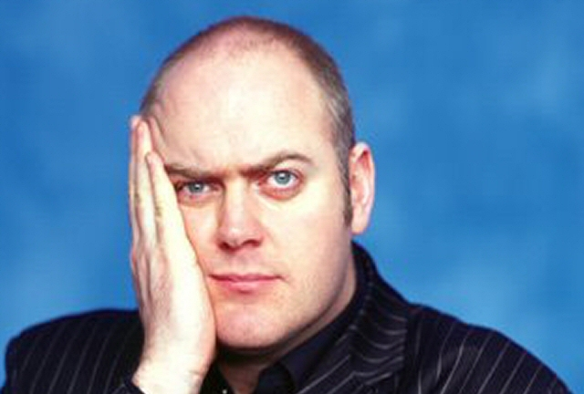 The comedy genius that is Dara O'Briain
