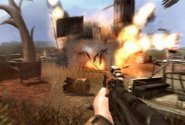 Far Cry 2 Xbox 360 Review Den Of Geek