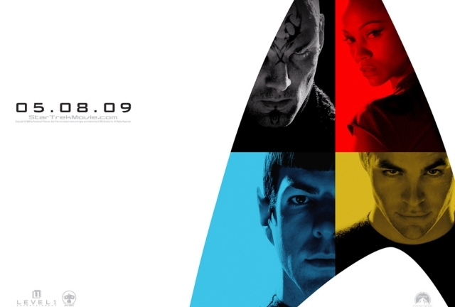 The brand new Star Trek