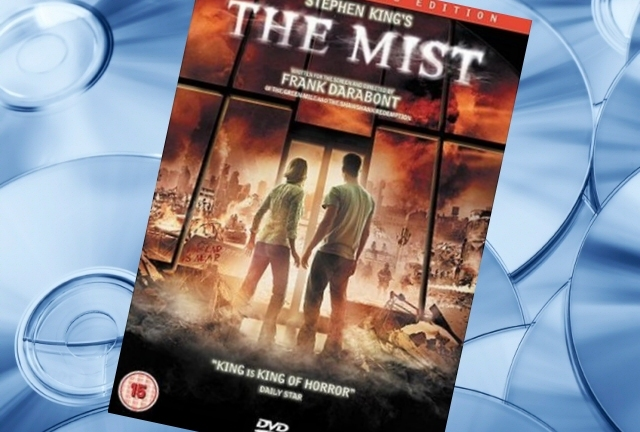 The Mist on 2-disc DVD