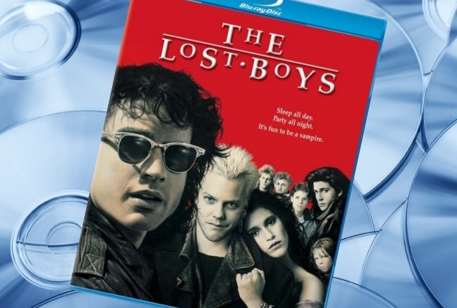The Lost Boys in high definition...
