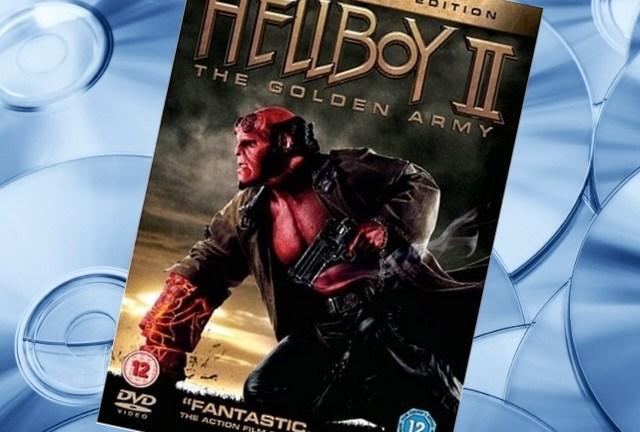 Hellboy II: a DVD treat
