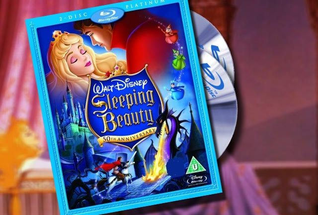 Sleeping Beauty - a treasure on Blu-ray