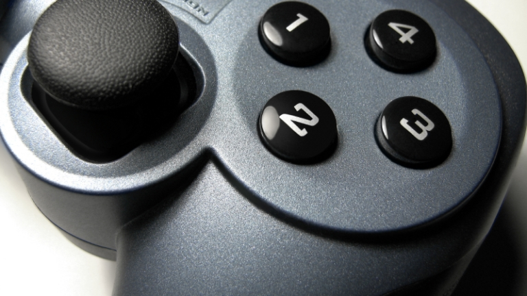 Mr Ryan Lambie's amazing joypad.