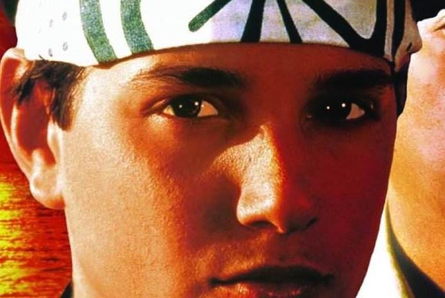 The original Karate Kid